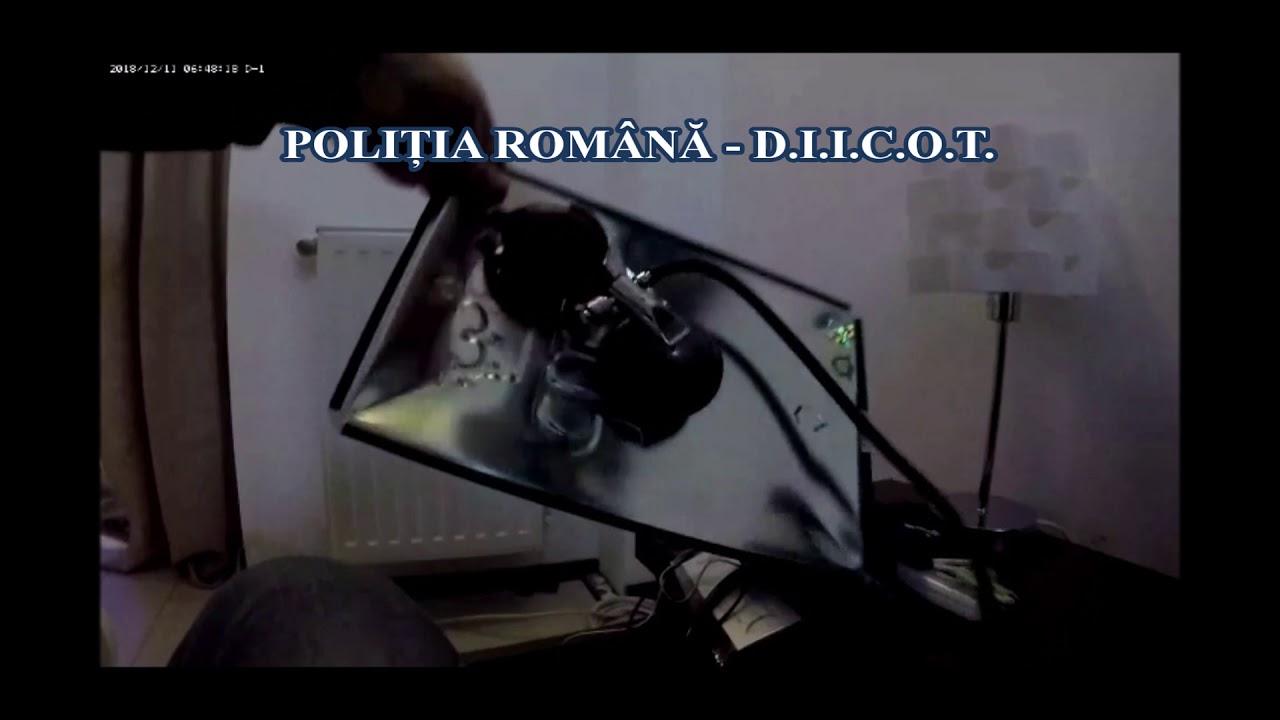 Percheziții și la Cluj, într-un dosar de fraudă informatică!