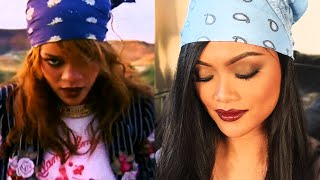 Rihanna - B*tch Better Have My Money Official Music Video Inspired Makeup Tutorial | Love Brigette Video