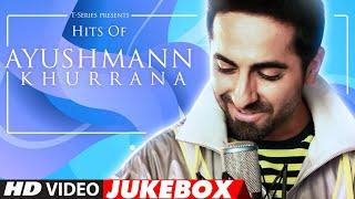 Birthday Special: Hits of Ayushmann Khurrana | Video Jukebox | Latest Hindi Songs | T-Series