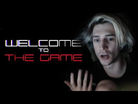 XQc Plays Welcome To The Game With Chat | Part 1