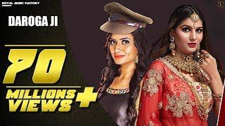 Sapna Choudhary - DAROGA JI ( official video) | Ruchika Jangid | New Haryanvi Songs Haryanavi 2019