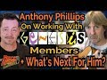 Capture de la vidéo Anthony Phillips On Working With Peter Gabriel & What's Next For Him