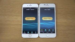 iphone 6 vs goophone i6 internet speed test 4k
