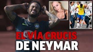 El Vía Crucis de Neymar I MARCA