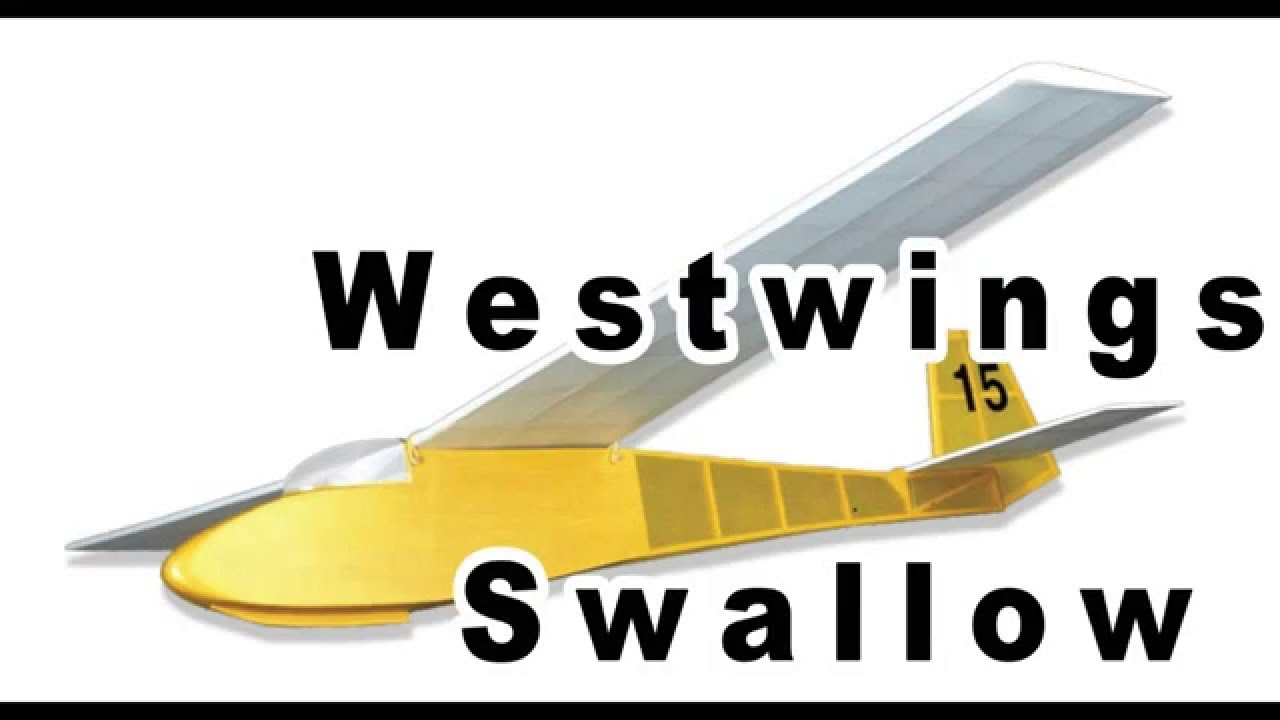 How To Build A Balsa Wood Glider Westwings Swallow With Nick Chitty Step 1