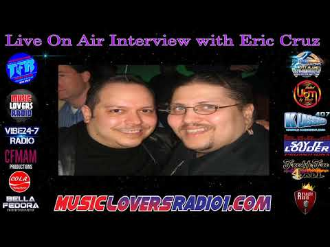 DJ RACER INTERVIEW WITH ERIC CRUZ - 10/11/2019