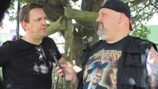 October File interview with TotalRock @Sonisphere 2014