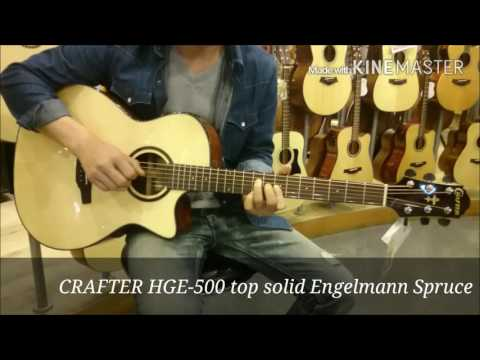CRAFTER HGE-500 Review