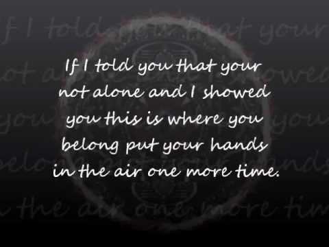 Shinedown Unity- W/Lyrics [HD]