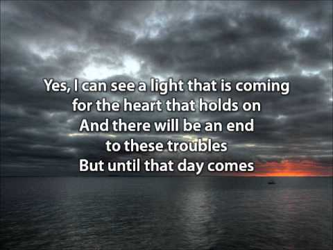 You Never Let Go - Matt Redman (with lyrics)