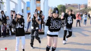 Download Video TAEYANG - RINGA LINGA DANCE COVER [蘋果家族 我是我自己的明星] MP3 3GP MP4