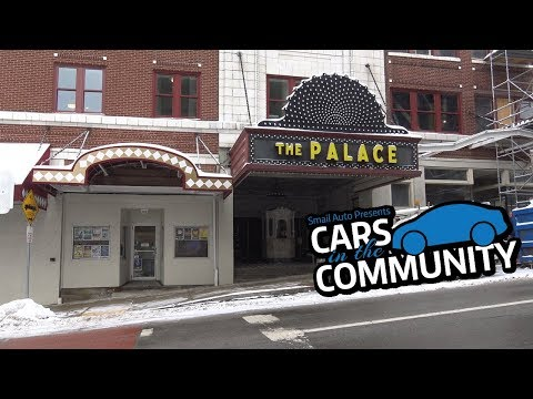 Greensburg's Historic Palace Theatre & The Westmoreland Cultural Trust - Smail Cars in the Community