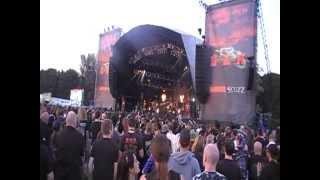 Watain - Hymn To Qayin Live @ Bloodstock Festival 10/08/2012