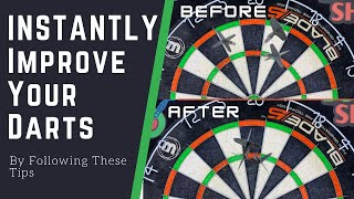 INSTANTLY Improve Your Darts! | 4 Tİps To IMPROVE Your Darts