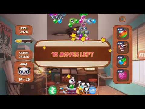 Panda Pop- Level 2978 (Remake of level 90)