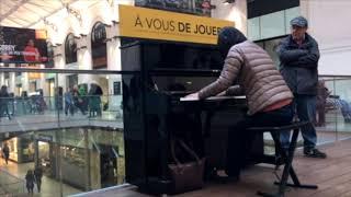 【響子】セヴラック「セルダーニャ -5つの絵画的練習曲」1.二輪馬車にて  パリ    サン・ラザール駅