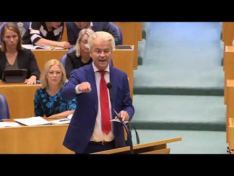 ★ Geert Wilders: '''Rutte in wat voor wereld leeft u?'' ★ APB 21-09-2018 HD