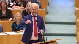 ★ Geert Wilders: ''Rutte in wat voor wereld leeft u?'' ★ APB 21-09-2018 HD