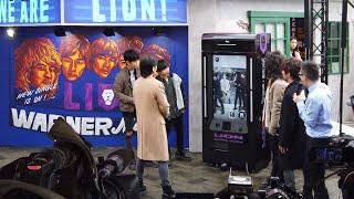 「LION POP-UP STUDIO」展覽 x Picbot「AR智慧拍照機器人」花絮影片