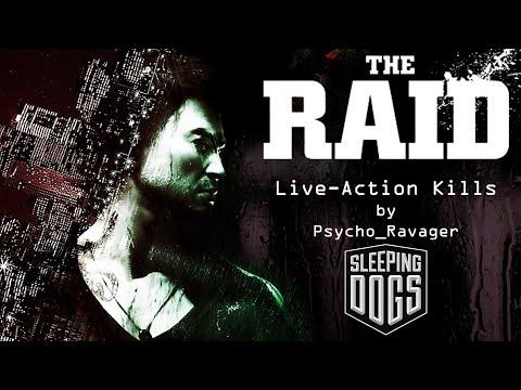 Sleeping Dogs - The Raid (Live-Action Kills) thumbnail