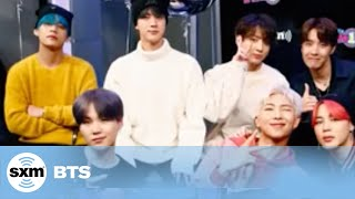 "BTS on ""Boy With Luv"" & Working with Halsey"