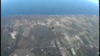 Skydiving fun jump 41.m4v