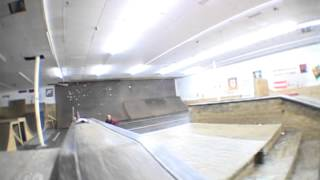 skateboard park montage youngstown ohio 2012