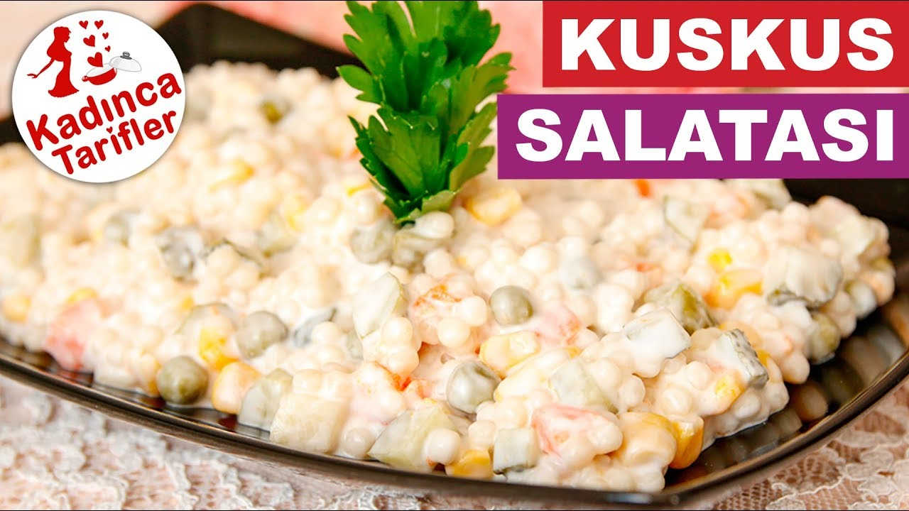 Garnitürlü Salata Tarifi