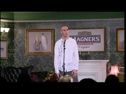 Magners Glasgow International Comedy Festival - David Longley