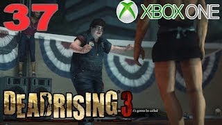 Xbox One Dead Rising 3 Part 37 The Hunted Doug Single White Male Walkthrough Lets Play Guide