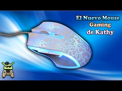 El Increíble Nuevo Mouse Gaming de Kathy - Android Quito