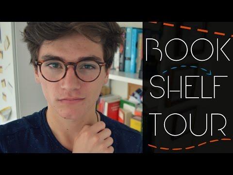 Bookshelf Tour: Klassiker, Young Adult, Englische/Französische Bücher, etc.