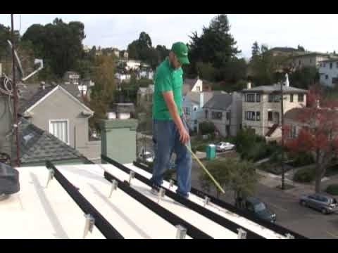 Solar City - Solar Energy For Homes -  Install Day 2