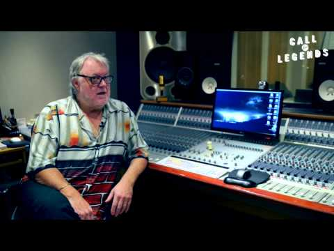Shure Call for Legends: The SM7 - Chris Kimsey