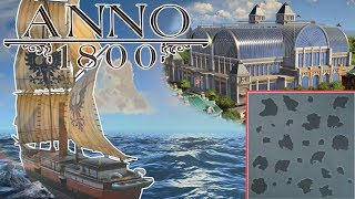 ANNO 1800 - Monument   Inselgröße   Schiffe   VIELES MEHR!