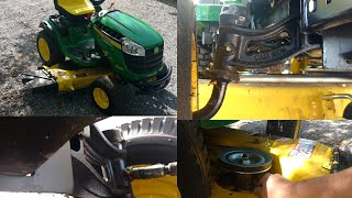 How to Grease a John Deere Lawn Tractor Step by Step