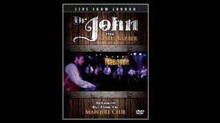 Dr John & Chris Barber - New Orleans Memories (Medley)