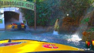 [4K] Jurassic Park the Ride - Universal Studios Hollywood
