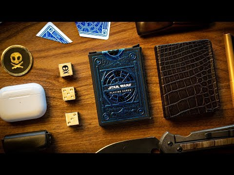 What's In My Pockets Ep. 23 - Peter McKinnon's EDC (Everyday Carry)