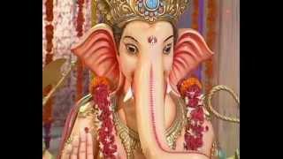 Download Hindi Video Songs - DEVA SHRI GAJANANA MARATHI GANESH BHAJAN [FULL VIDEO SONG] I GANPATI BAPPA I LOVE YOU