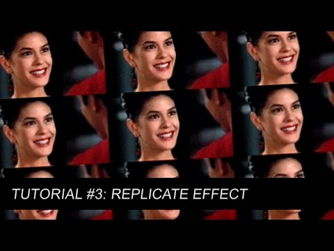 Tutorial #3: Replicate Effect [Premiere CS6]