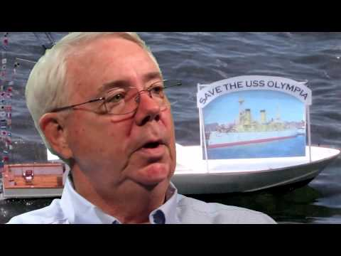 Saving and Rescuing the USS Olympia Cruiser