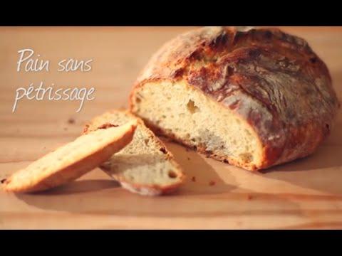 pain-sans-pétrissage