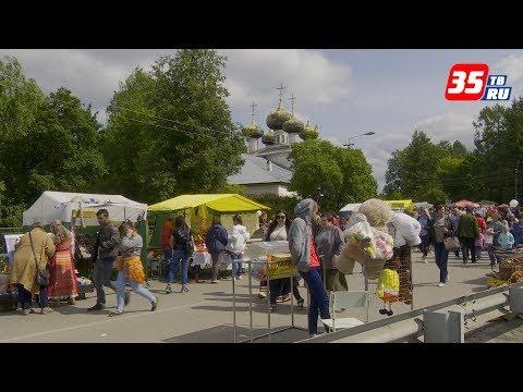 Устюжна отметила День города