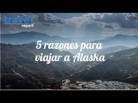 5 razones para viajar a Alaska