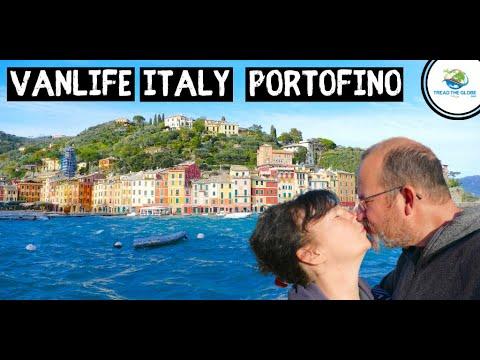 Visiting PORTOFINO | Vanlife ITALY | Overlanding VANLIFE Adventure drive around the world