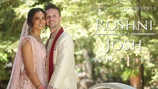 Roshni Naik & Josh Ober  - Cinematic Wedding Highlight