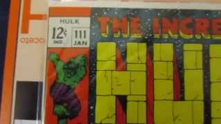 The Incredible Hulk #111 (Apparently 6.0)