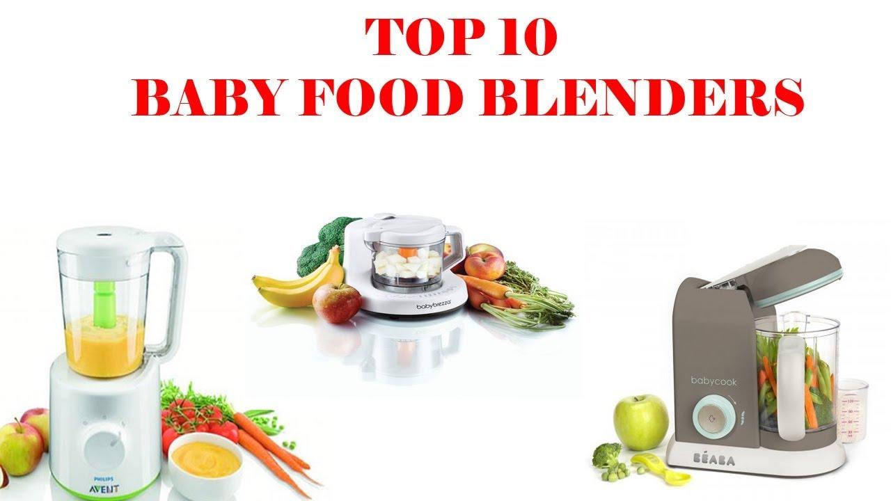 Best Bay Food Blender And Steamer 2018