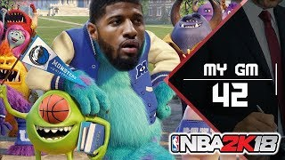 mygm das fünfköpfige monster nba 2k18 042 lets play maxx deutsch
